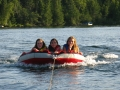 130 The girls love tubing in the bay.JPG